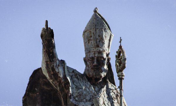 Trivelle nel Salento: Sant'Oronzo dice None