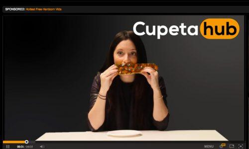 Arriva il primo sito porno per gli amanti della Cupeta