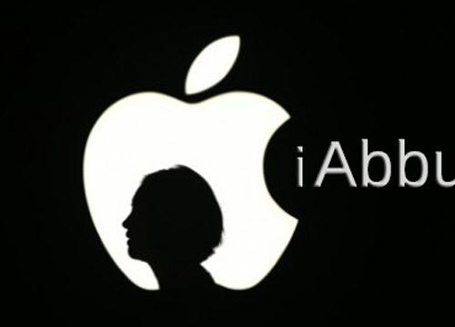 Oggi Apple svela iAbbu, il dispositivo che si ritorcerà contro di te
