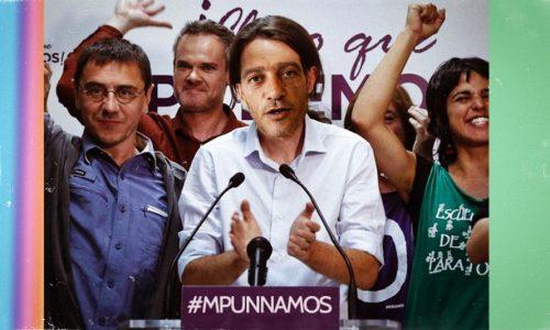 Elezioni Spagna, in vantaggio il partito di ispirazione giamaico salentina Mpunnamos