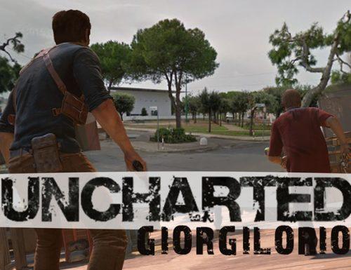 Arriva Uncharted Giorgilorio, il primo sparatutto mazzaro ma con stile
