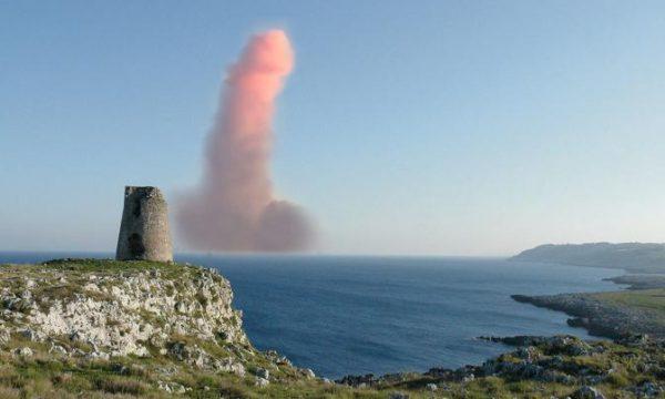 Alba spettacolare a Otranto, fimmene e turiste rimangono bbabbate