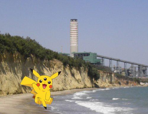 Pokémon raro appare a pochi metri dalla spiaggia di Brindisi