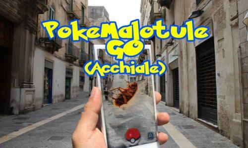 PokeMalotule Go vi aiuterà a catturare i vostri scarafaggi preferiti