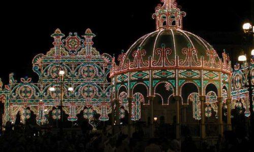 Festa di Sant'Oronzo, piazza Mazzini resterà aperta a Nzalli e Radical Mazzari