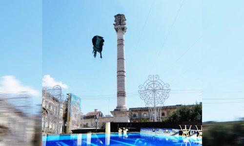 Olimpiadi: Altro oro per il Salento, Sant'Oronzo primo nei tuffi dalla colonna