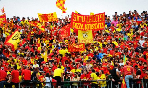 Calciomercato: Il Lecce alla ricerca di una punta ca te gira le ricchie