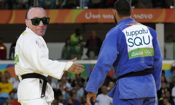 Olimpiadi: Judoka trepuzzino si rifiuta di dare scaffuni all'avversario di Squinzano