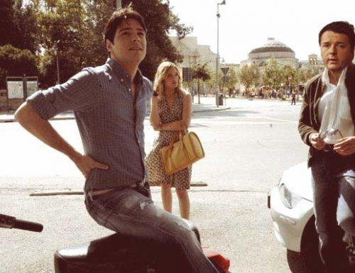 Disavventura per Matteo Renzi, arriva a Lecce e finisce in un film di Özpetek