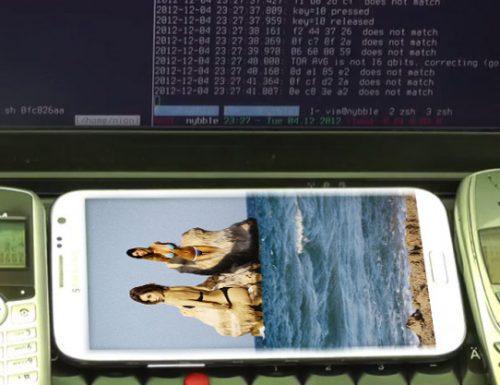 Hackerato il cellulare di Nandu Popu, on line le foto hot delle Due Sorelle