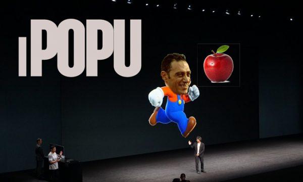 Copertino: Apple presenta in diretta mondiale il nuovo iPopu