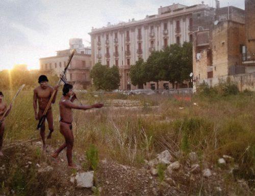 Lite tra Chibbastrasunati in pieno centro a Lecce, volano malepalore e ceccazzumestauardi