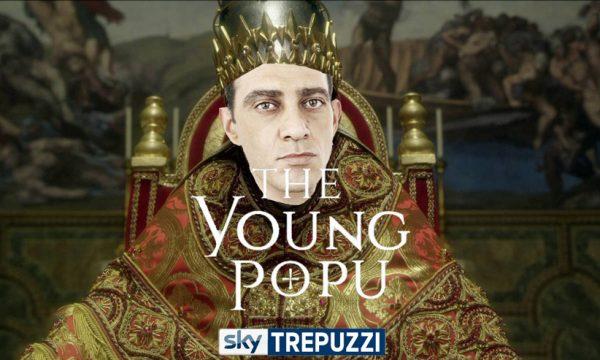 Boom di ascolti per la nuova serie targata Sky: The Young Popu