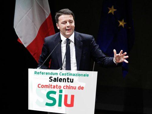 Referendum castimazionale: Arrivano anche nel Salento i comitati chini de Sìu