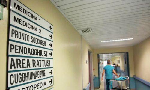 Ospedale di Merine, inaugurato il nuovo reparto di Riabilitazione Pendagghiusi