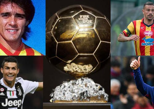 CLAMOROSO: Messi e Checco Lepore esclusi dal Pallone d'Oro