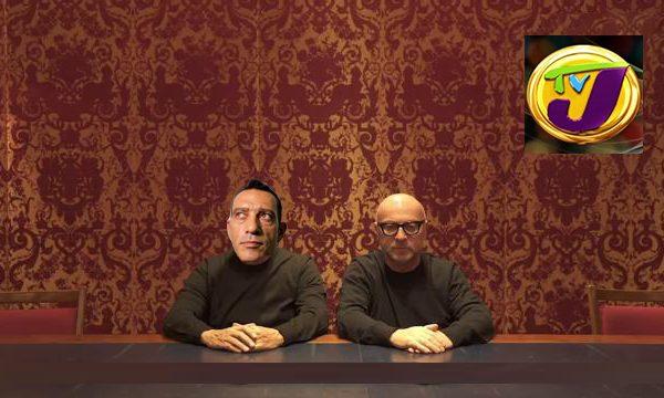 Popu&Gabbana chiedeno scusa alla Giamaica con un video