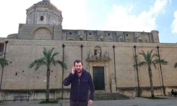 """Gli scienziati di Trepuzzi svelano il mistero: """"Matteo Salvini non è scemo, è di Campi"""""""