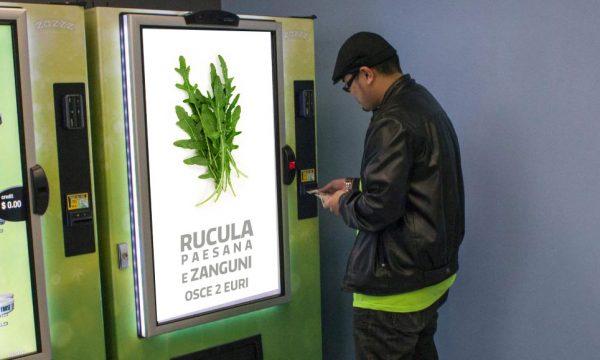 """Arrivano nel Salento i distributori automatici di Rucula e Zanguni, l'esperto: """"Cicileu??"""""""