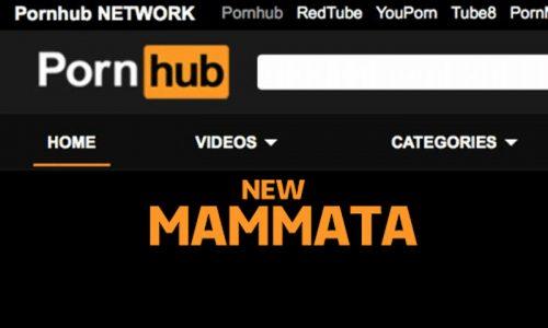 Svolta nel porno online: Pornhub sostituirà la categoria Milf con Mammata