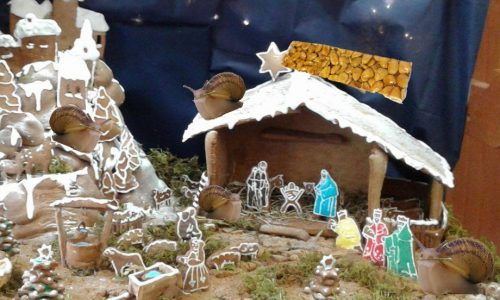 A Cannole il presepe più antico del mondo con la Stella Cupeta