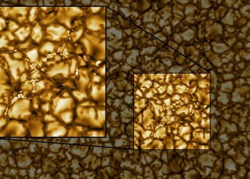 Svolta scientifica: la superfìcie del Sole è ricoperta di cupeta, le nuove immagini del telescopio spaziale