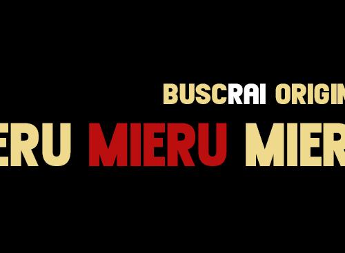 Mieru Mieru Mieru, la serie TV tratta dalli stornelli di Bruno Petrachi