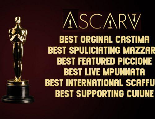 Le nuove categorie proposte ai prossimi premi Ascaru Awards